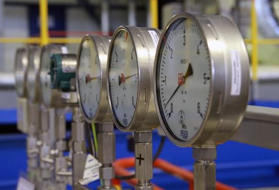 """""""Газпром"""" сократил экспорт газа в дальнее зарубежье в январе-мае на 6,6%"""