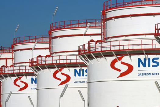 Сербская NIS инвестирует 72 млн евро в модернизацию производства