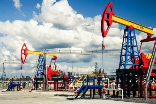 """""""ЛУКОЙЛ"""" нарастил добычу нефти в I квартале на 1,2%"""