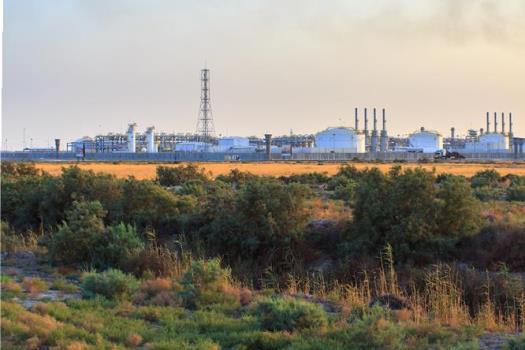 ЛУКОЙЛ добыл 100 миллионов тонн нефти на месторождении Западная Курна-2