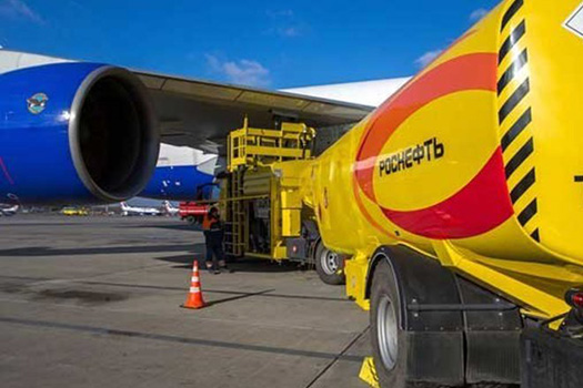 """""""РН-Аэро"""" реализовала юбилейную 20 млн тонну авиатоплива"""